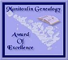 Manitoulin Award